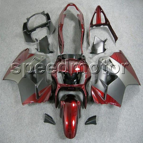 couleurs + cadeaux rouge gris 98-01 carénage de moto VFR 800 carénage pour HONDA VFR800 1998 1999 2000 2001 kit plastique ABS