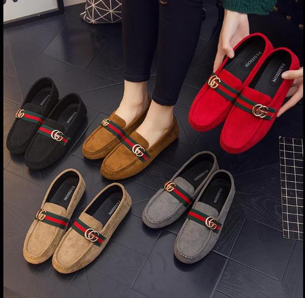 Abd boyutu: 4.5-10 Rahat Ayakkabılar Spor Ayakkabı Rahat Erkek Patchwork Sneaker Moda Işık Nefes Kız Ayakkabı Anti-Kaygan Kauçuk alt