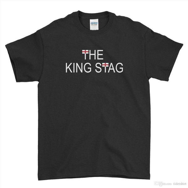 Despedida de soltero de la camiseta Top Stag Party Stag Night