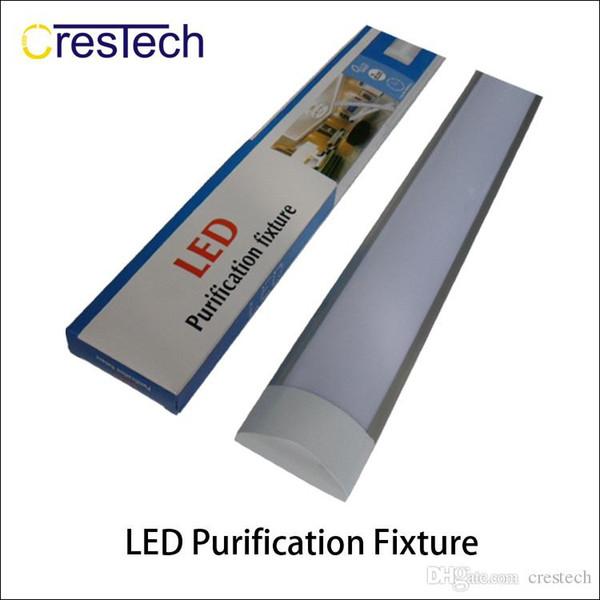 2 Ft 3 Ft 4 Ft Tubo LED per purificazione a LED Tubo LED a LED Apparecchio a LED Montaggio a superficie
