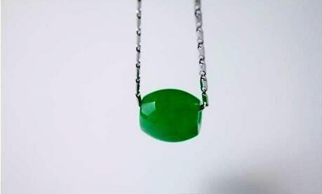 Natural Hand-carved Chinese Jade Necklace Pendant>>>Beauty Girl Shop Free Shipping