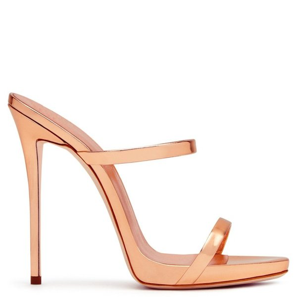 Fashion free shipping wholesale factory lady shoes stiletto heels sandal women elegant party shoes 12cm platform patent leather