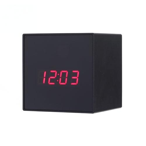 1080P HD 2.0MPclo IR Night vision Wifi alarm ck video recorder wireless Security clock camera