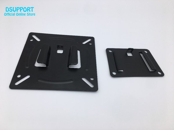 Düz Panel LCD TV Ekran Monitör Duvara Montaj Braketi B01 Düz panel TV duvar montaj braketi