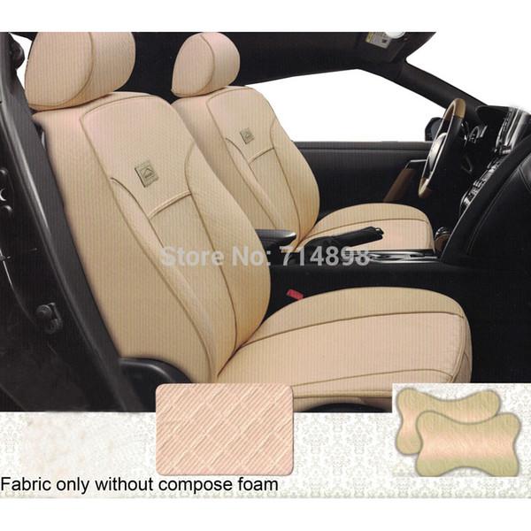 auto seat cover for fiat viaggio palio weekend siena perla bravo freemont punto linea front and rear fabric custom