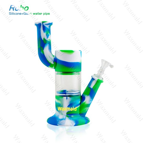 Blue White Green