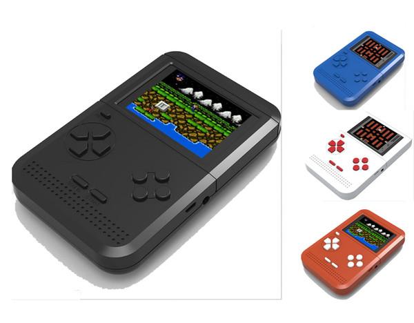 1PCS mini handheld game console NES video game console FC super Mario game console over PXP3 PVP PSP