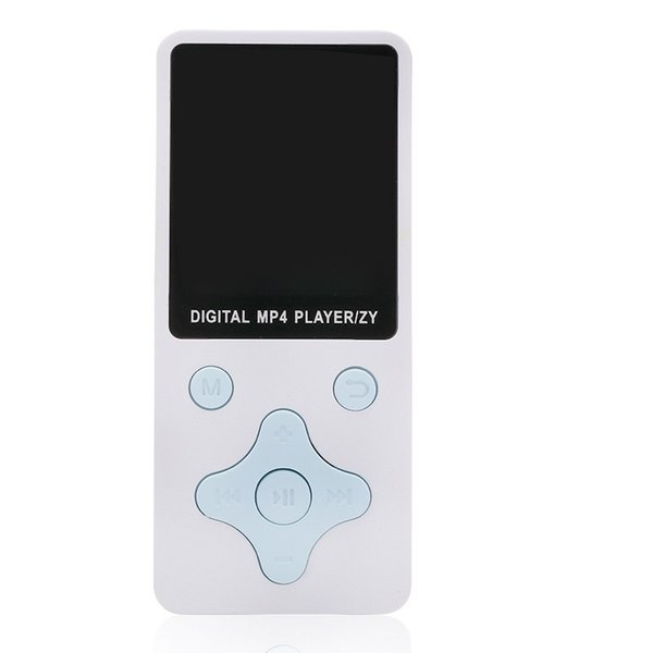 1-32gb Support Sd Tf Cheap Portable Mini Clip Metal Usb Mp4 Music Media Player With Screen