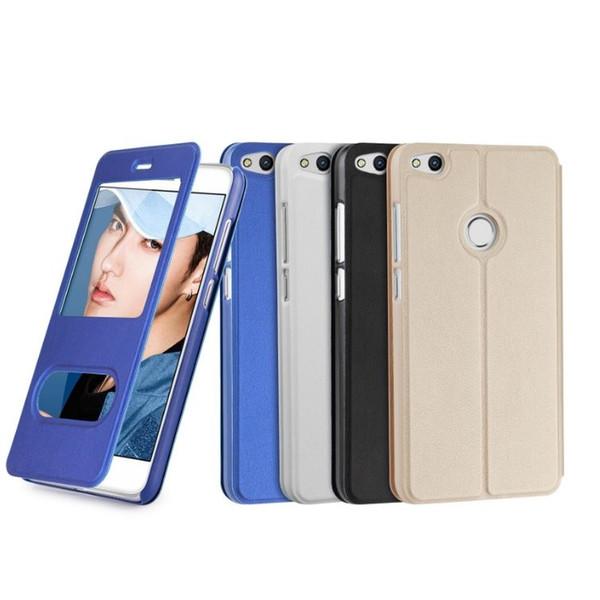 Telefon kılıfı Huawei Onur 8 lite için Ipek Desen Kılıf Huawei Onur 8