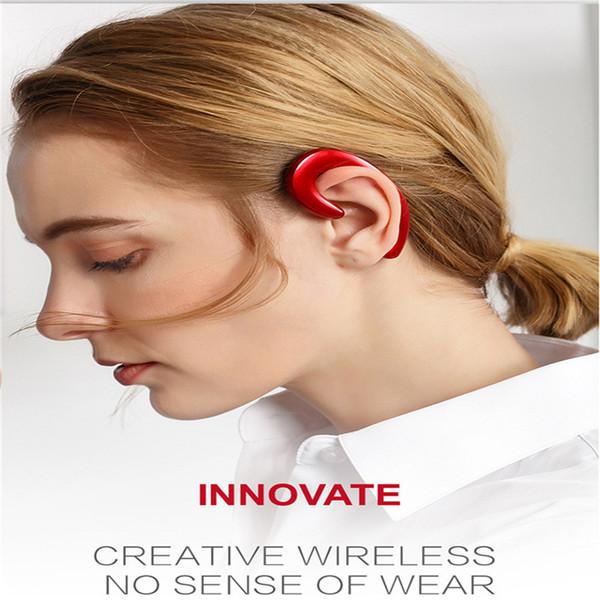 k8 drahtlose Ear-Hook kleine einzelne Earbuds versteckte unsichtbare Ohrhörer Micro Mini Wireless Headset Bluetooth Kopfhörer Kopfhörer für Telefon