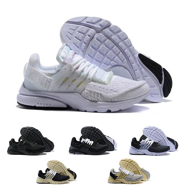 Air Presto Ace Running Shoes For Men Women Designer Off Sports Sneakers Triple Black White Luxury Shoes Max Size 36-46