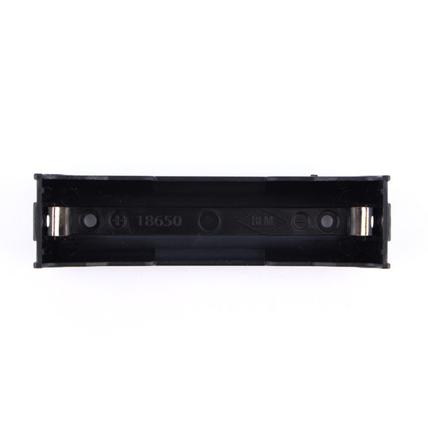 """top popular 10Pcs Lots 18650 Battery Holder Case Storage for 1 single 18650 3.7V"""" with Pin 18650 Battery box 2021"""