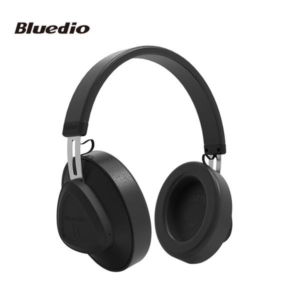Bluedio TM Mic BT 5.0 ile Kablosuz Kulaklık Bluetooth Kulaklık AI Akıllı Kulaklık Yapay Istihbarat Kulaklıklar