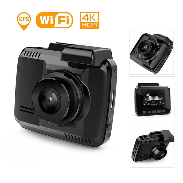 The New Full HD 2880P Fash Cam Car DVR GPS Navigation And Night Vision Camera Separate Dual 2880P HD