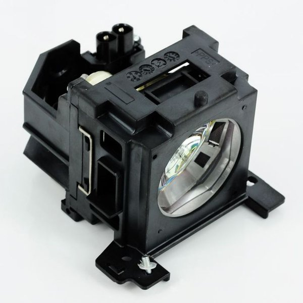 Wishubuy Free Shipping DT00751 Projector Replacement Lamp with Housing for HITACHI CP-X260/ X265/ X267/ X268 / X268A / PJ-658 Fast Shipping
