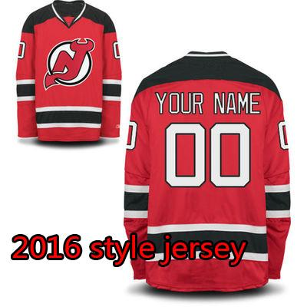 2016 estilo rojo