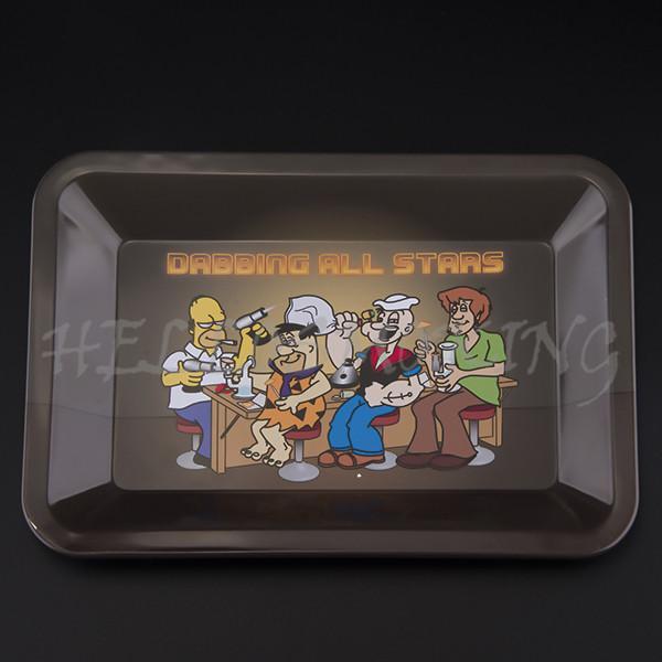metal tray(180*125*13mm)