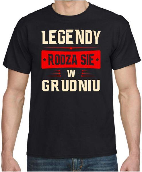 LEGENDA RODZA SIE W ... Polonês Polonês T-shirt Engraçado frete Grátis Unisex tee Meska Koszulka Polska Koszulki