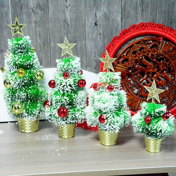 Christmas Counter.Christmas Tree Multi Level Desktop Small Encryption Tree Christmas Counter Decoration Gifts Decorations Commercial Christmas Decor Commercial