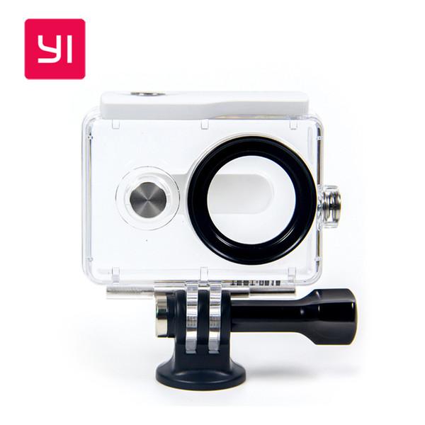 Original YI Waterproof Case for Xiaomi YI Sports Camera Original Case for Xiaoyi Sports Camera Diving 40M Protective Housing