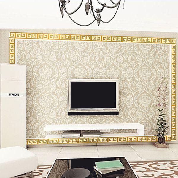10pcs DIY  Acrylic Sticker Mirror Tile Wall Decal Home Top Ceiling Decor Mural