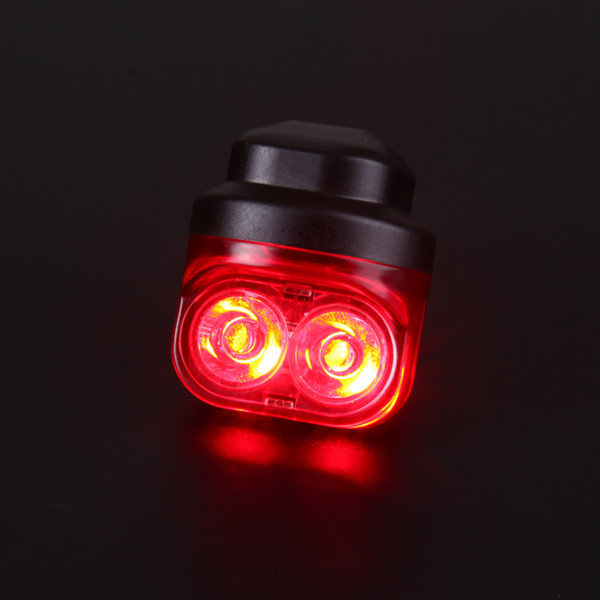 Bike Cycling Friction Generator Dynamo Tail Lights Set Safety No Battery Electromagnetic Induction Bicycle Lights Cycling Tool