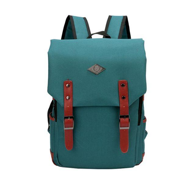 41*29*12CM Polyester&Oxford cloth College School Bag Fits 16.2'' Laptop Casual Rucksack Waterproof School Backpack Daypacks Red big capactiy