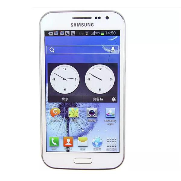 Ricondizionato Samsung Galaxy Win I8552 da 4,7 pollici quad core RAM da 1 GB ROM 4GB 3G sbloccato telefoni cellulari