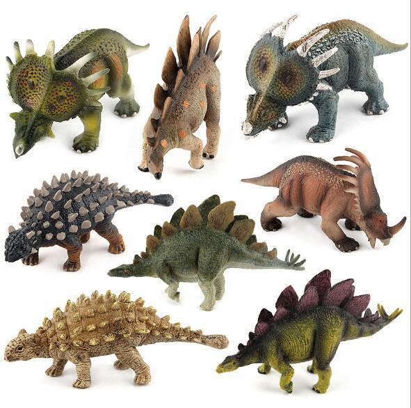 2020 50 Jurassic Park Dinosaur Model Toy Stegosaurus Dragon Hand Decoration Doll Halloween Supplies Children Kids Toys From Wf245347 6 16 Dhgate Com Jurassic park en tu casa. jurassic park dinosaur model toy
