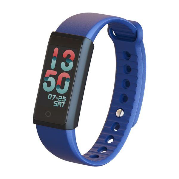 X6S Farbe Lcd-bildschirm Sport Smart Armband Smart Watch Blutdruck Herzfrequenz Schlaf Monitor Tragbare Fitness Armband Mit Paket Box