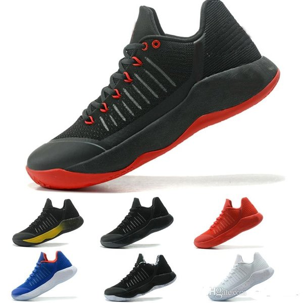 2018 Best Chris Paul pickled pepper Men's Basketball Shoes High Quality Trainer Sports Sneaker size 40-46 Free Shipping