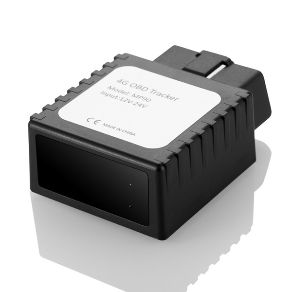 Best type 4G OBD II GPS Tracker MP90 12-24v car/Taxi/Vehicle/ Fleet Management GPS OBD tracker MP90
