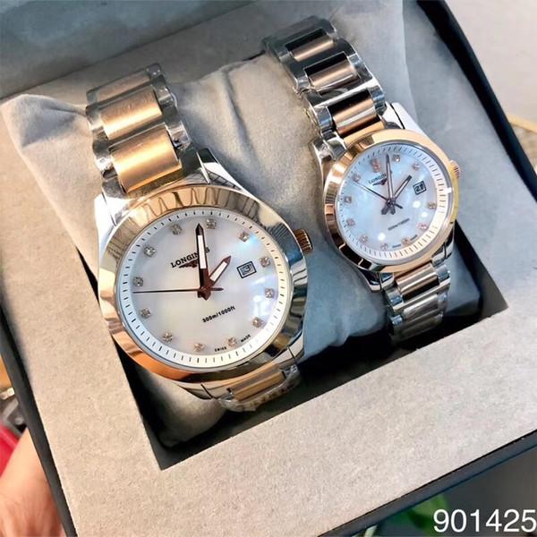 Mens Women luxury watches fashion little subdial work Casual Sport watch men Watches Men's Wristwatches Super gift for men