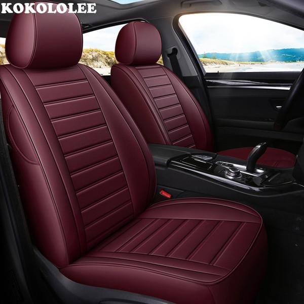 Atacado Personalizado couro Auto tampa de assento do carro Para mazda cx-5 mazda 3 6 gh 626 cx-7 demio acessórios do carro tampas de assento
