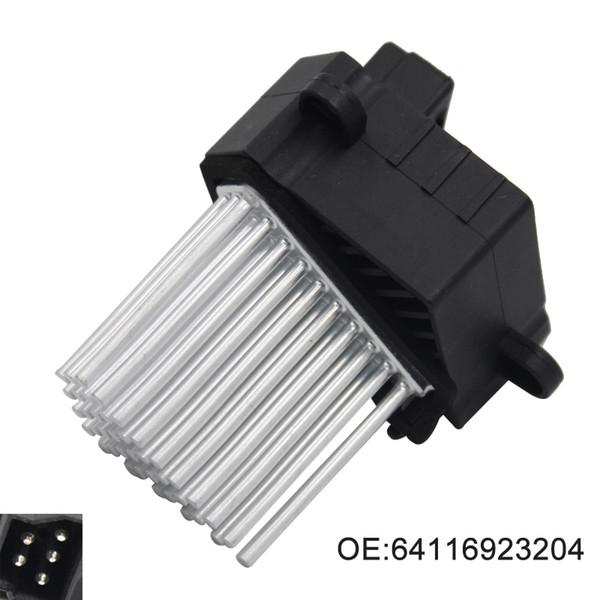 YAOPEI 64116923204 Üfleyici Motor Direnci E46 E39 E83 E53 Için Son Sahne Birimi X5 X3 3 ve 5 Serisi araba aksesuarları