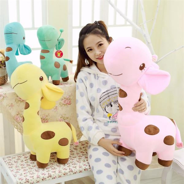 25 см Мягкие игрушки милый ребенок игрушки Радуга жираф плюшевые игрушки куклы для детей подарок для ваших друзей дети День рождения ребенка мягкая игрушка