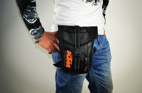 racing riding pack bags shoulder bag KTM Motocross Messenger chest and leg bag HARLEY Knight Tool Free shipping