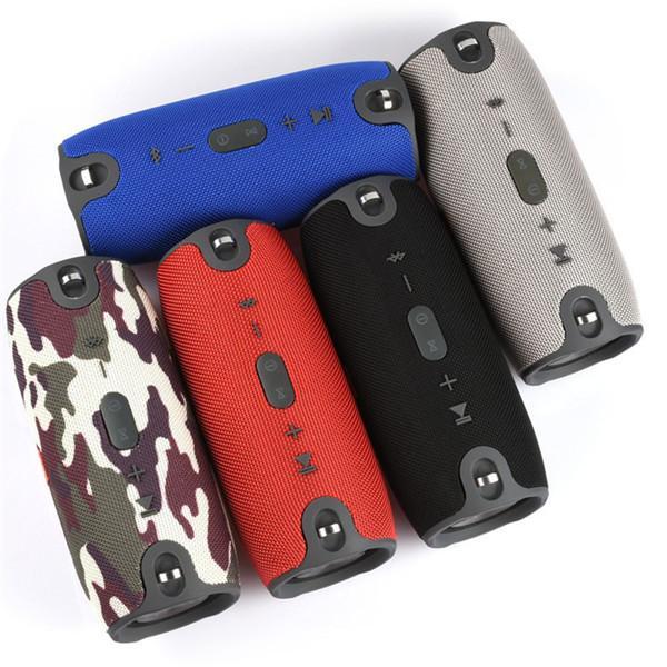 DHL-freie Qualität 2018 neue drahtlose Bluetooth-Lautsprecher im Freien wasserdichte Subwoofer Mini-Lautsprecher Fabrik direkt