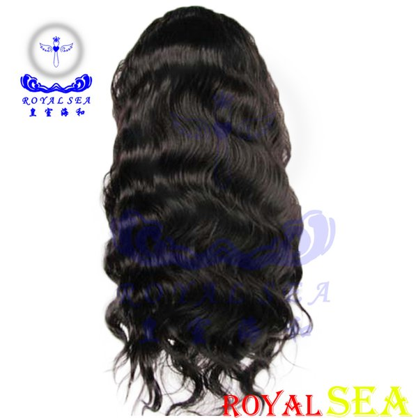 High Density Human Hair 150%-180% Wig Water Wave weacing Lace Front Wig With Baby Hair Deep Wave