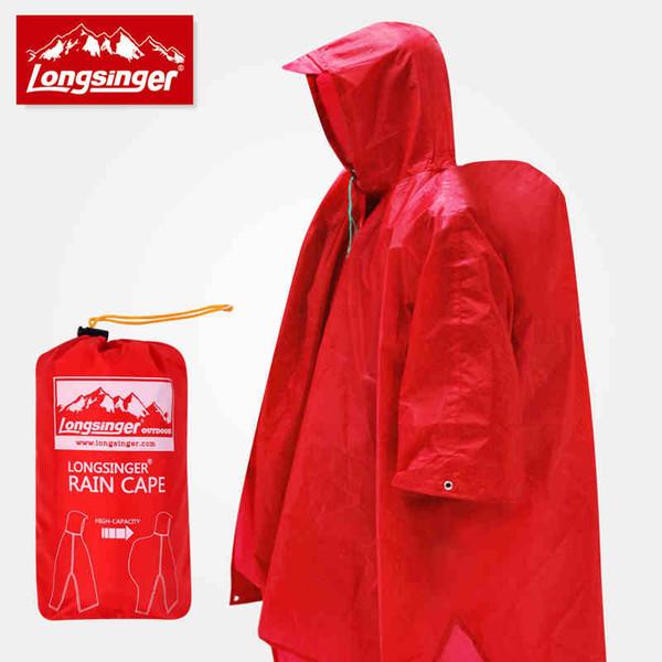 Raincoat Women Raincoat Poncho Men Outdoor Long Cape De Pluie Impermeabile Para Lluvia Rainwear Rain Coat impermeabile Donna QQG308