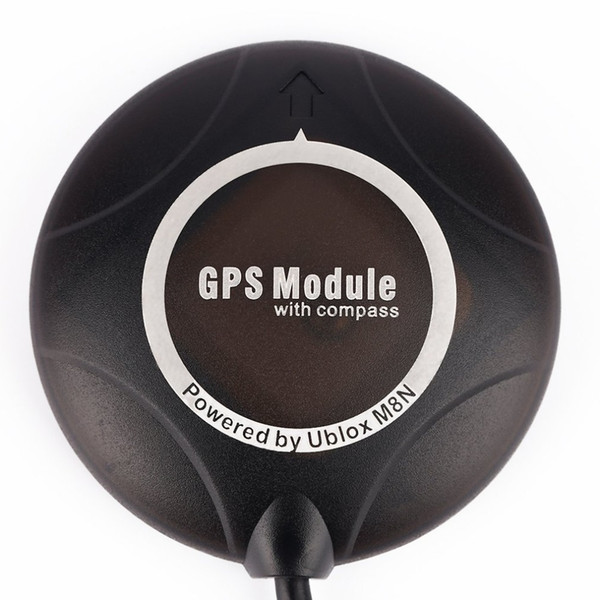 Original Cimiva Lightweight Portable Power By Ublox NEO M8N GPS Module With Compass Suitable For Pixhawk4 Flight-Controller