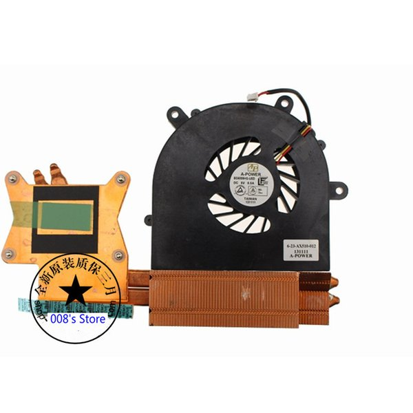 New for Clevo P151SM P151SM-A CPU Cooling Fan