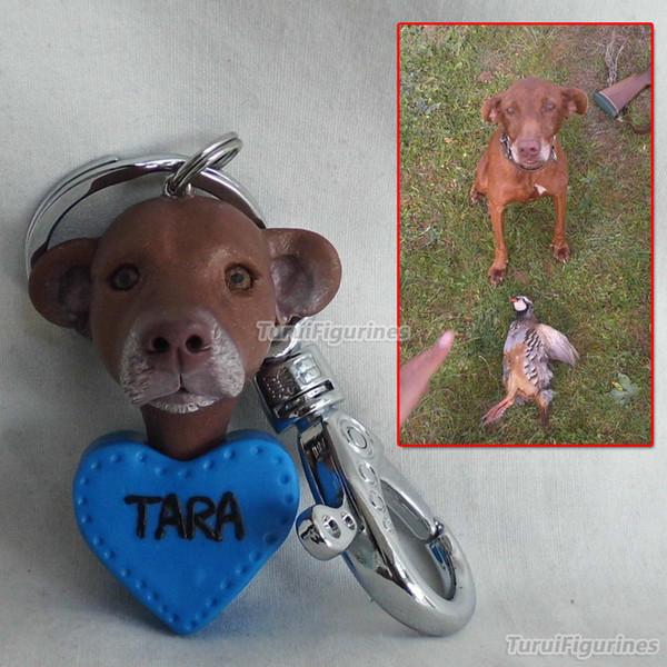 Turui фигурки пользовательские брелок персонализированные брелок с фото имя выгравированы кукольный миниатюрный подарок на день рождения для девушки женщина мальчик