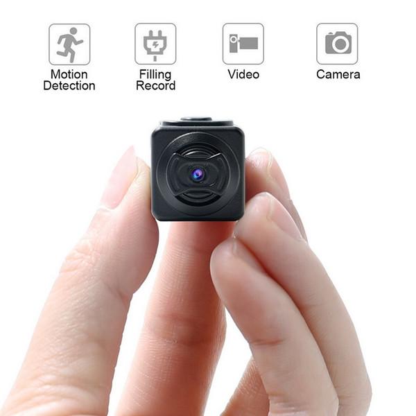 D5 Mini HD Cámara de video Pequeño Mini Pocket DV DVR Videocámara 1280 * 960P Web Cam Cámaras digitales