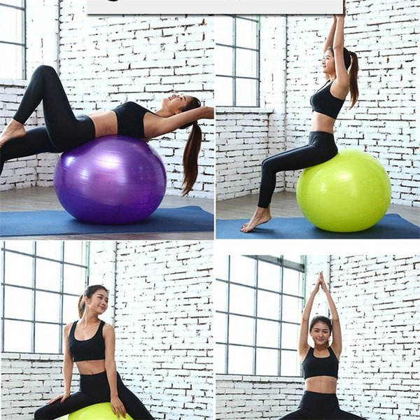 Thickening Yoga Ball Pregnant Woman Children Physical Exercise Balls New Balance Massage Bodybuilding Portable Relieve Pain 14 9dk cc