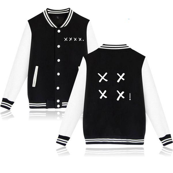 BTS Hot Sale Kpop SEVENTEEN jacket Kawaii Print Harajuku Long Sleeve Baseball Jacket Women Clothes 2018 Tops plus size