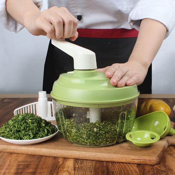 Lekoch Onion Vegetable Chopper Meat Grinder Garlic Grater Vegetable Flour Egg Cake Tool Kitchen Accessories New
