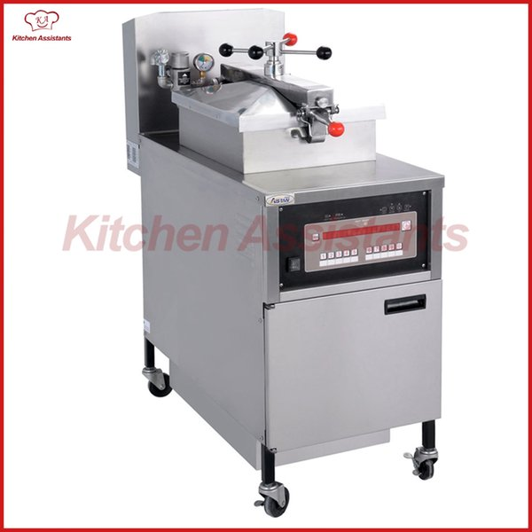 PFG800 Commercial Gas Henny Penny Style Chicken Pressure Deep Fryer for KFC kitchen