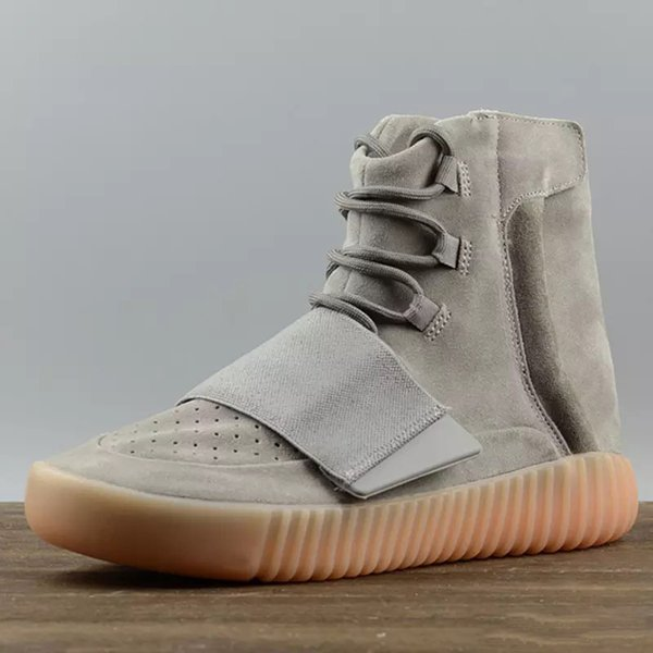 Last Update Sply 750 Yellow Semi Frozen Cream White Zebra Bred Black Red Beluga Kanye West Shoes Casual shoes