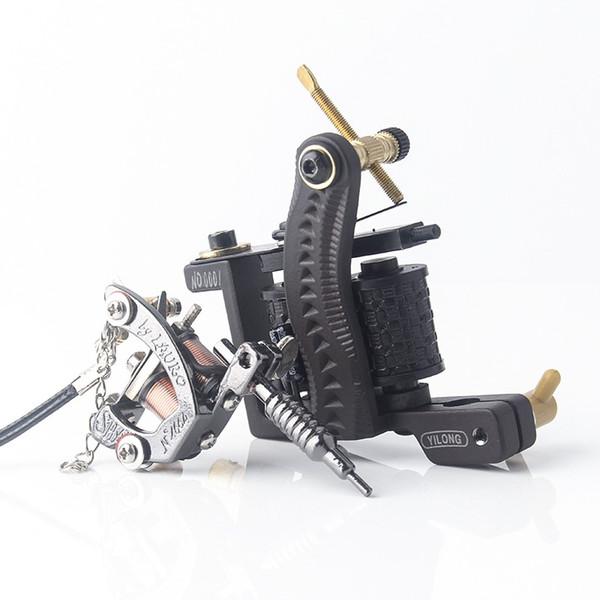 Mini Tatouage Machine Collier Punk Colliers Pendentifs Pour Hommes Hip Hop Bijoux Cadeaux Femmes Collier